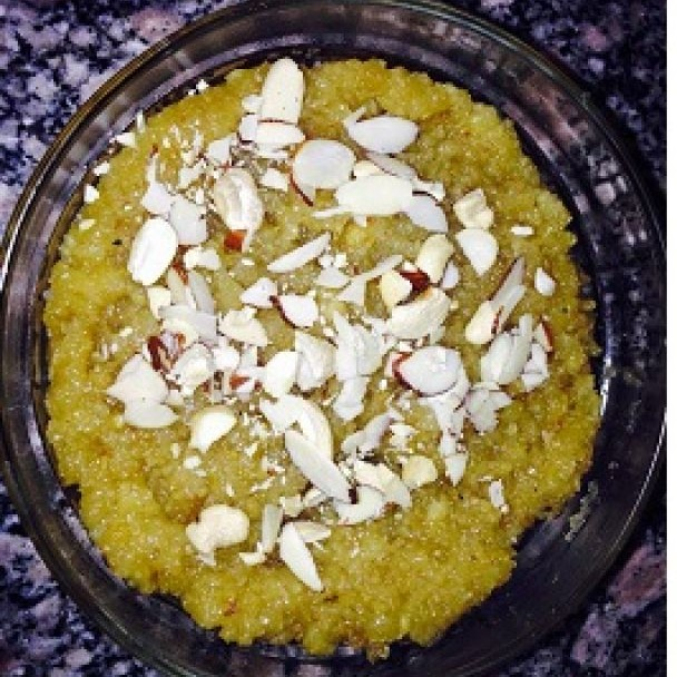 Photo of Moong Dal Halwa  ( North Indian Marriages Special) by Ankita Agarwal at BetterButter