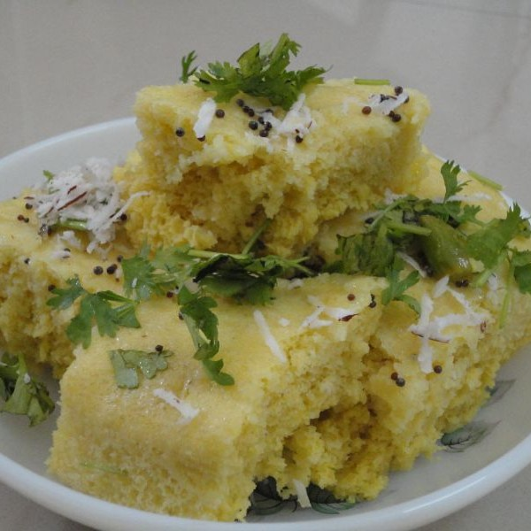How to make Nylon Khaman (Gujarati Dish)