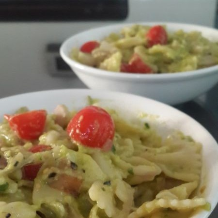 Photo of Avocado Pasta by Poonam Ankur at BetterButter