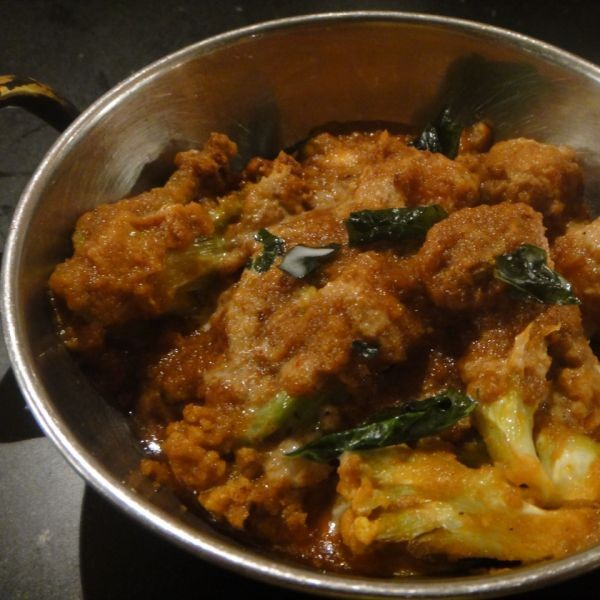 How to make Aloo Gobi Ghassi