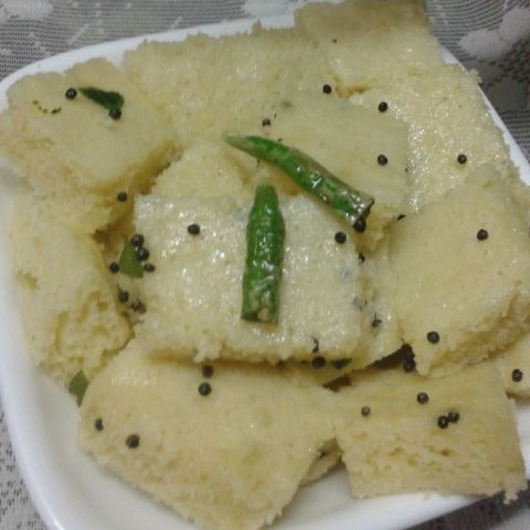 How to make Moong dal dhokla