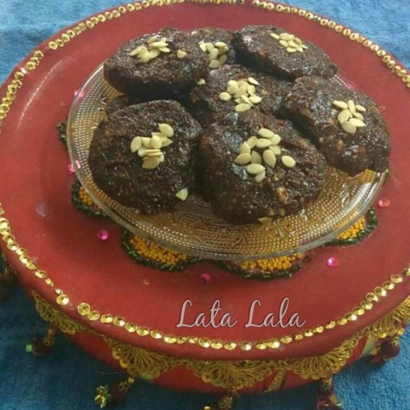 How to make Dates and Dry fruit Coins
