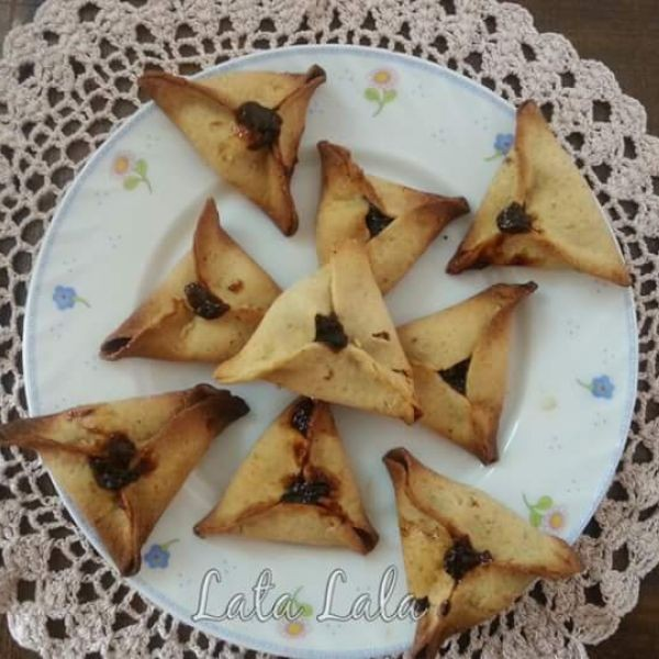 How to make Hamantaschen Cookies (Tricorner cookies)