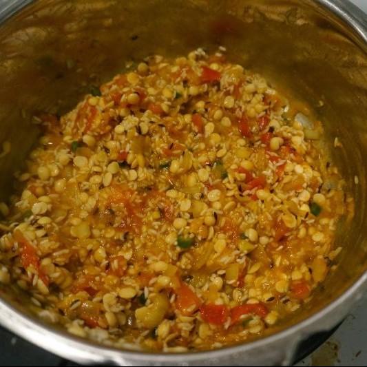 How to make Khichdi