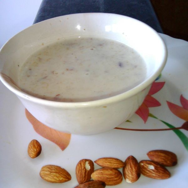 Photo of Almond and Wheat Kheer by Nirmala Gurunathan at BetterButter
