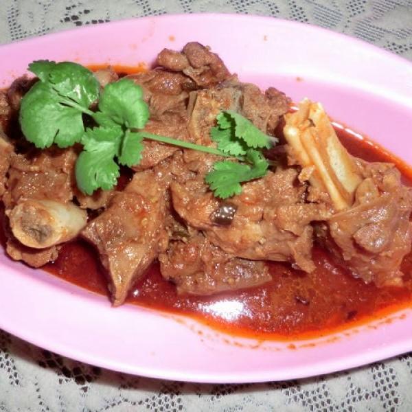 How to make Mutton Rogan Josh