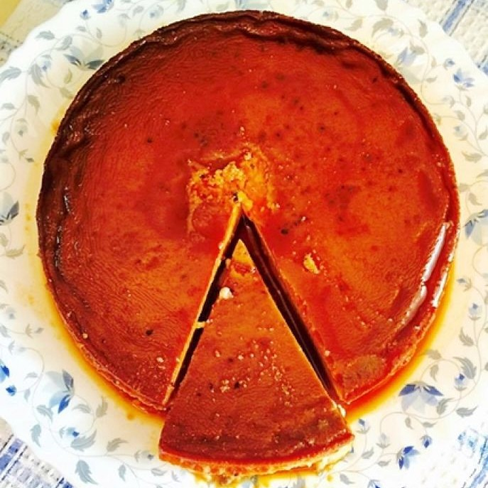 Photo of Creme Caramel by Aameena Ahmed at BetterButter