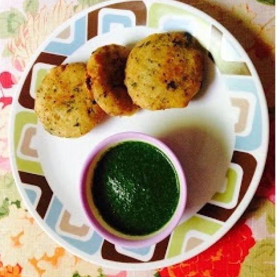 Photo of Stuffed Sooji tikki (Crunchy Tikki) by Ankita Agarwal at BetterButter