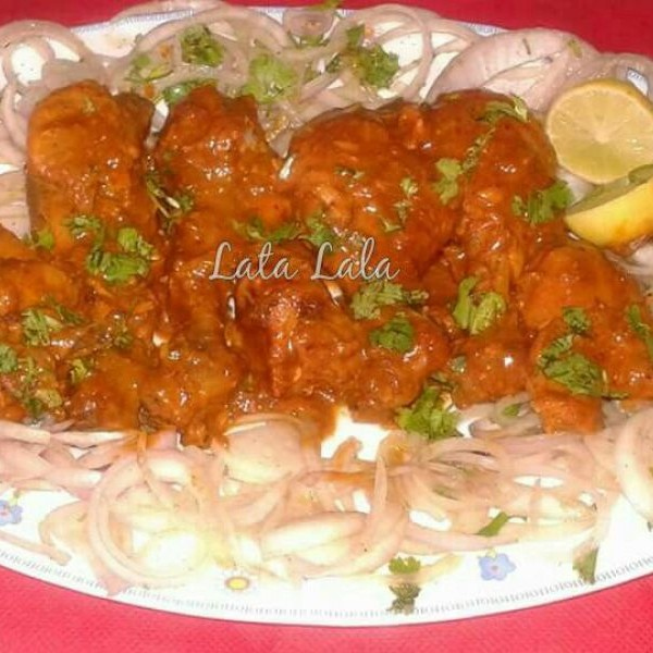 How to make Chicken Tangdi in pressure cooker