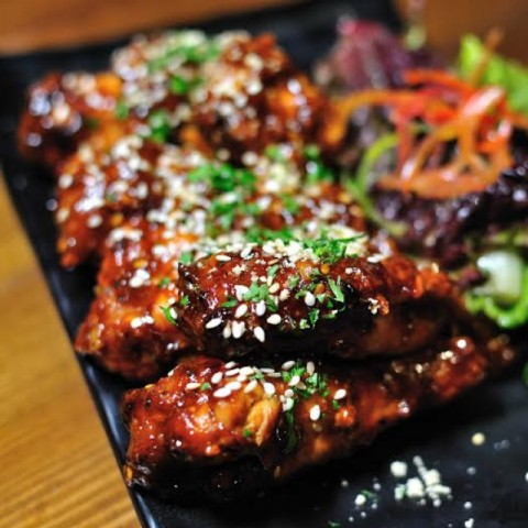 Photo of Old Monk Chicken Wings by The Piano Man Jazz Club at BetterButter