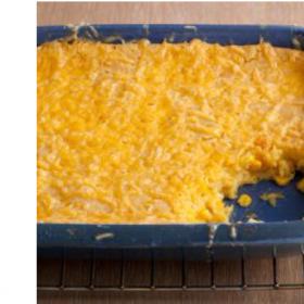 How to make Cheesy corn mushroom