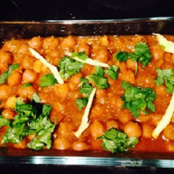 How to make Kabuli chana or chole (No onion or no garlic)