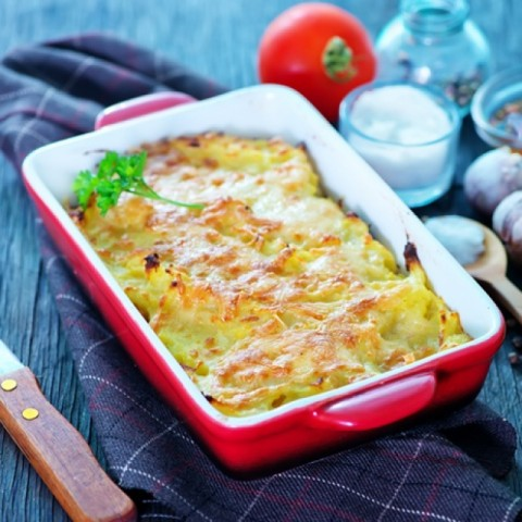 Photo of Vegetable gratin by Sujata Limbu at BetterButter