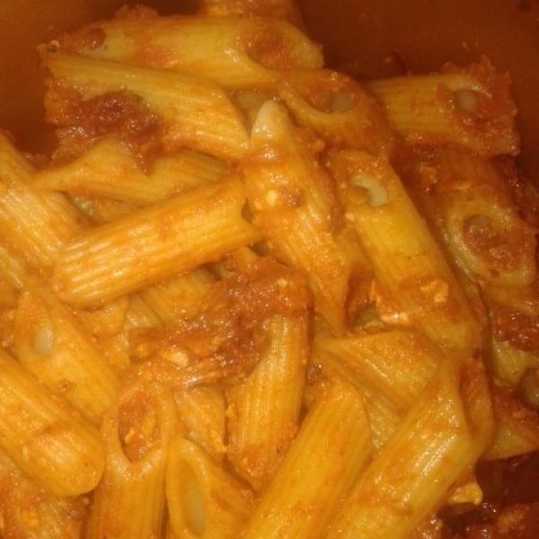 How to make Pasta in Red Sauce