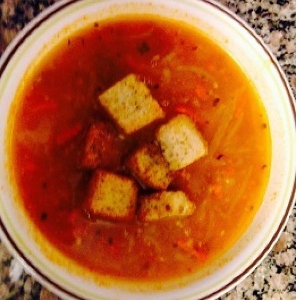 Photo of Fusion Soup by Ankita Agarwal at BetterButter
