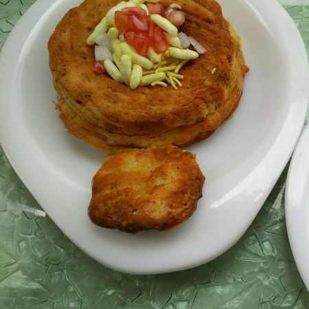 Photo of Moong Dal Double Decker Bread Pakora by Suhan Mahajan at BetterButter