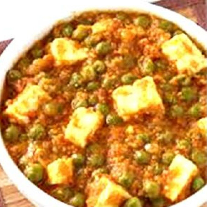 How to make Tofu and peas curry