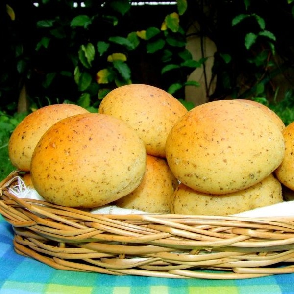 Photo of Potato Oregano Rolls by Namita Tiwari at BetterButter
