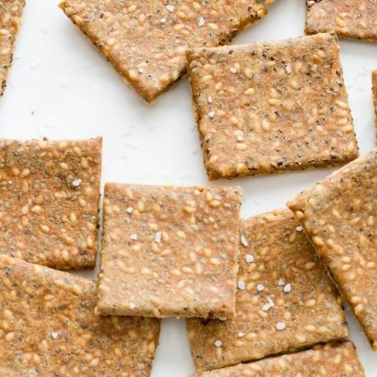 How to make Amaranth Crackers