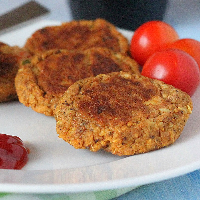 How to make Chickpea & Sweet Potato Cakes