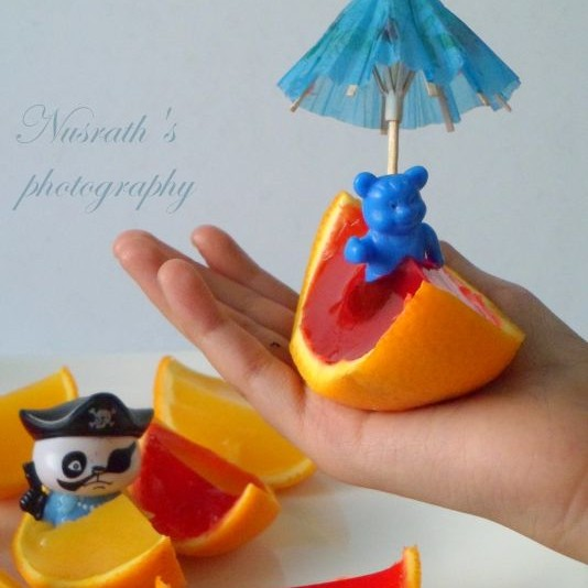 How to make Jelly boats