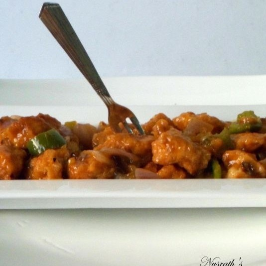 How to make chilli chicken