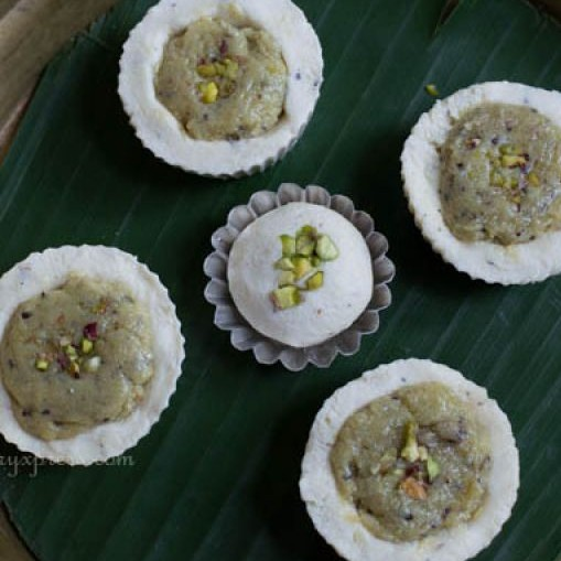 Photo of Kiwifruit Sandesh by Alka Jena at BetterButter