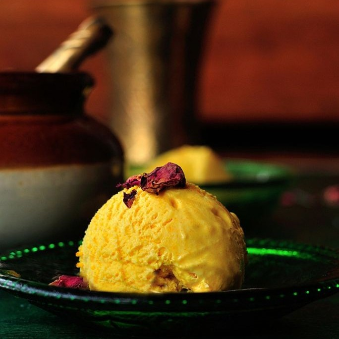 Photo of Turmeric Icecream by Madhuri Aggarwal at BetterButter