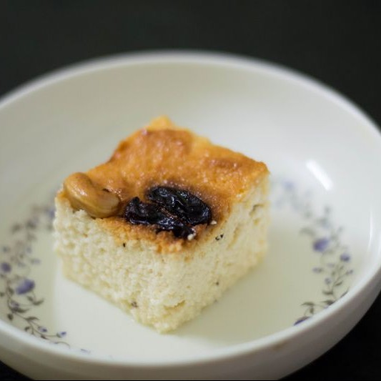 How to make Chhena Poda - Baked Cottage Cheesecake