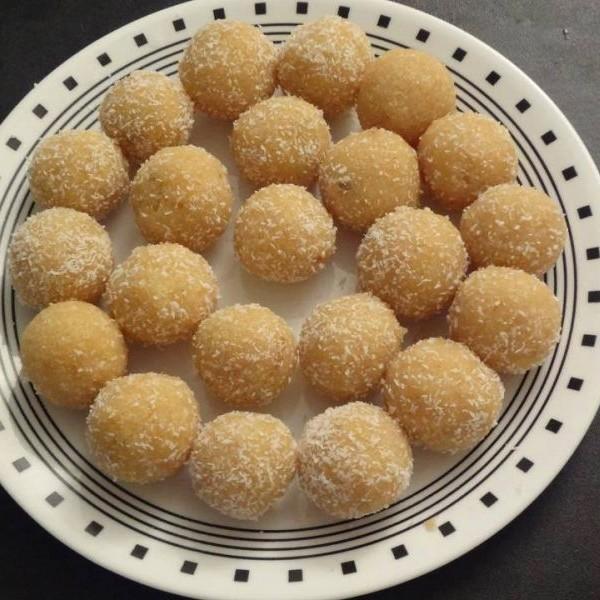 How to make Nariyal Laddu