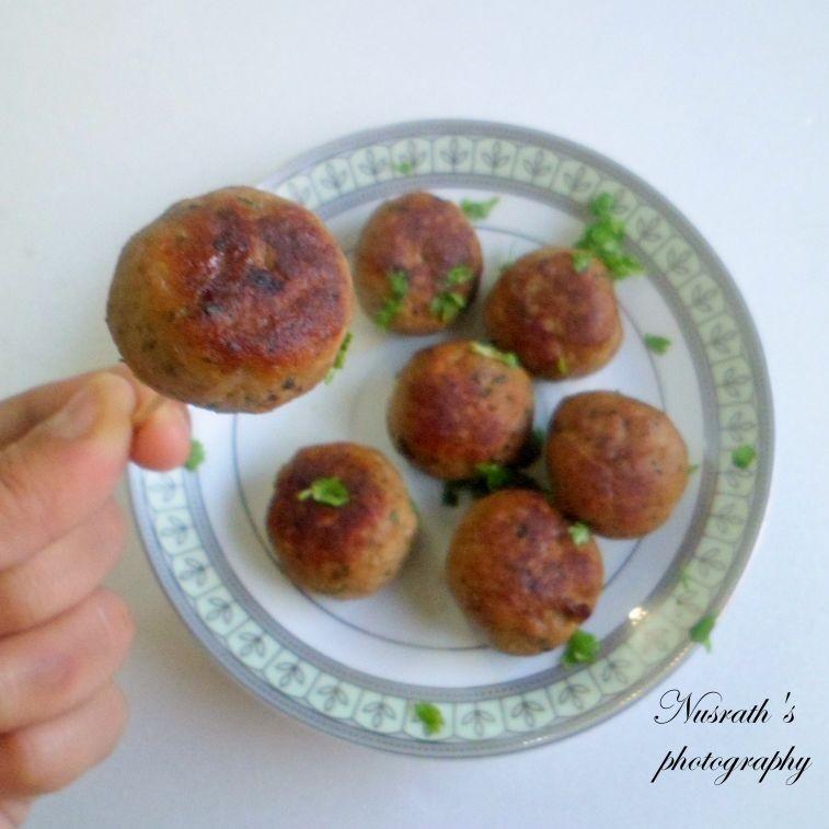 How to make Gola kebab