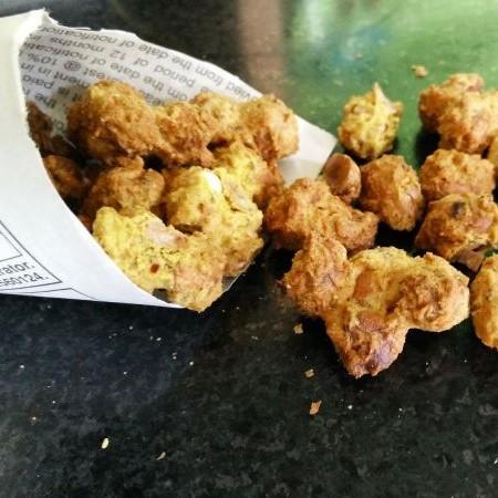 Photo of Crispy Masala Peanuts by Suhan Mahajan at BetterButter