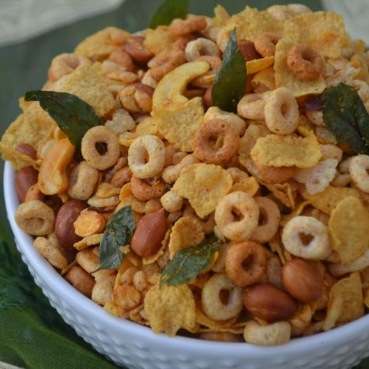 Photo of Healthy Cereal Chivda by Soniya Saluja at BetterButter