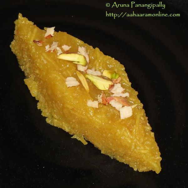 Photo of Sev Barfi or Singhar Ji Burfi – A Sindhi Sweet by Aruna P at BetterButter
