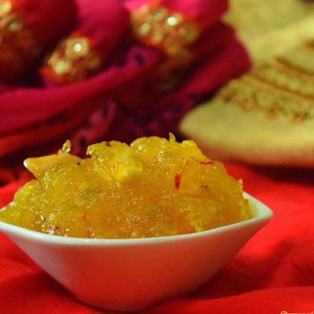 Photo of White Pumpkin Halwa   by Srividhya Ravikumar at BetterButter