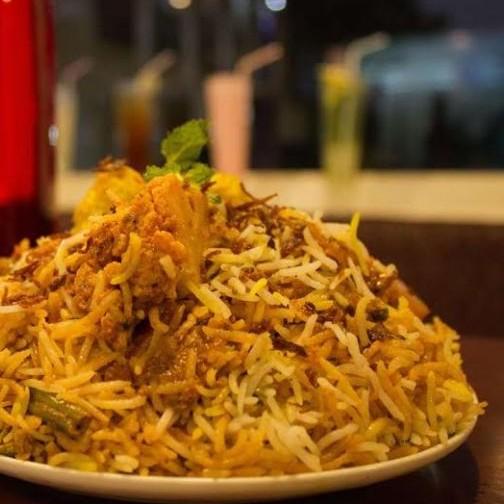 How to make હૈદરાબાદી ચિકન બિરિયાની