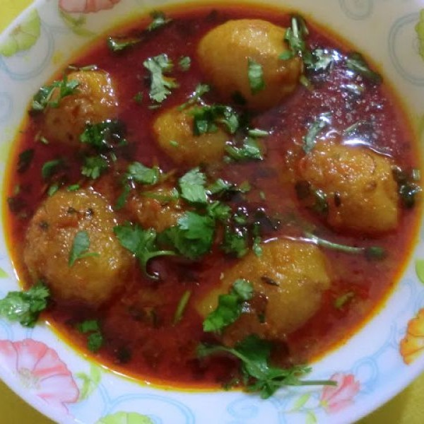 How to make Aloo dum