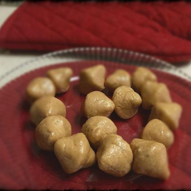 Photo of Doodh Fene/ Doodh Pedhe / Thickened Milk Sweet by Pooja Nadkarni at BetterButter