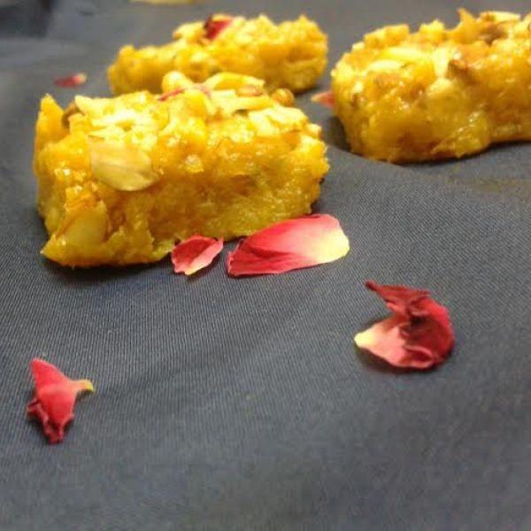 How to make Ghiya burfi/ Lauki ki burfi/ Bottle gourd burfi