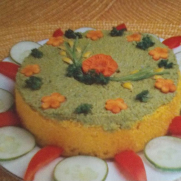 Photo of Steamed Savoury Cake by jay Rawal at BetterButter