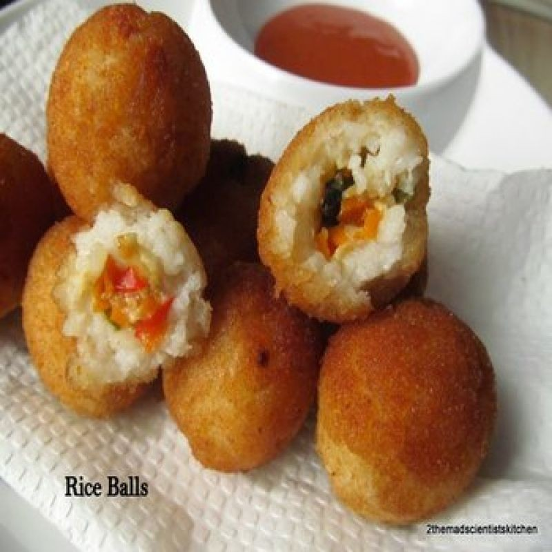 Photo of Rice Balls Italian Style by Archana Potdar at BetterButter