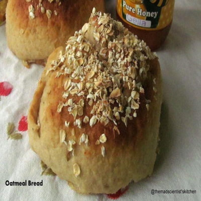 How to make Oatmeal Bread