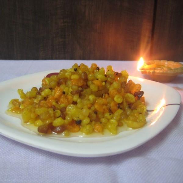 Photo of Sweet Boondi /Bengali Style Bonde by Amrita Roy at BetterButter