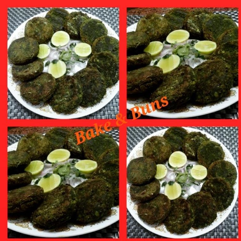 How to make Hara Bhara Kabab