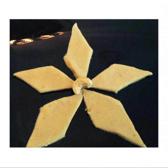 Photo of Kaju katli (super easy recipe) by Deepa Gupta at BetterButter