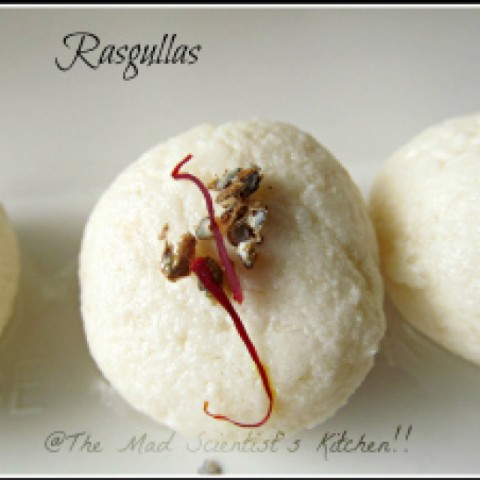 How to make Rasgulla
