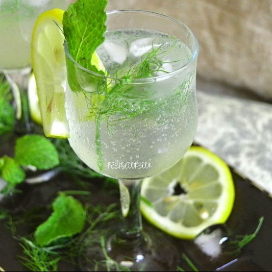 How to make Lime Soda