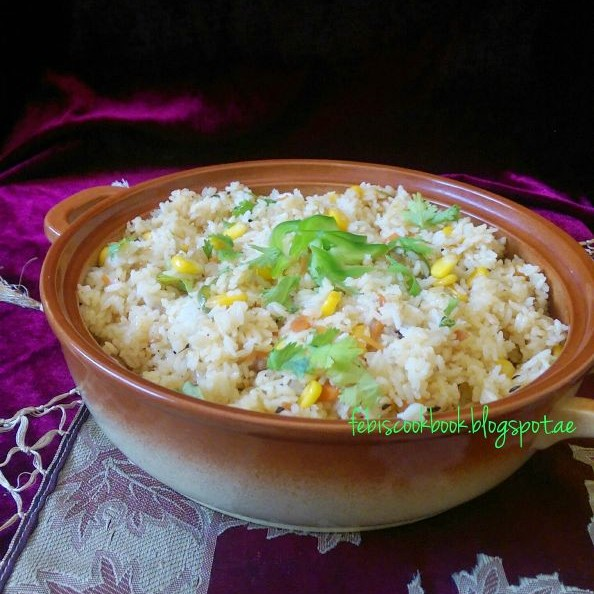 How to make Veg Pulao