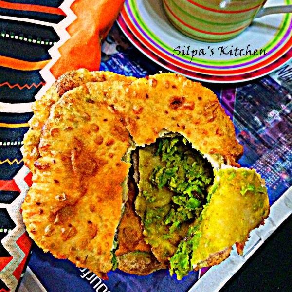 How to make Peas kachori