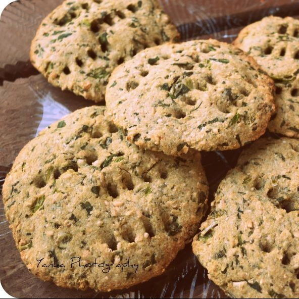 Photo of Healthy and Spicy Indian Cookies by Priyanka Bhatt at BetterButter